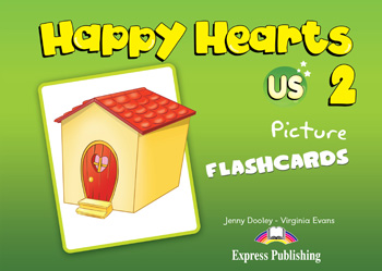 Happy Hearts 2 Picture Flashcards