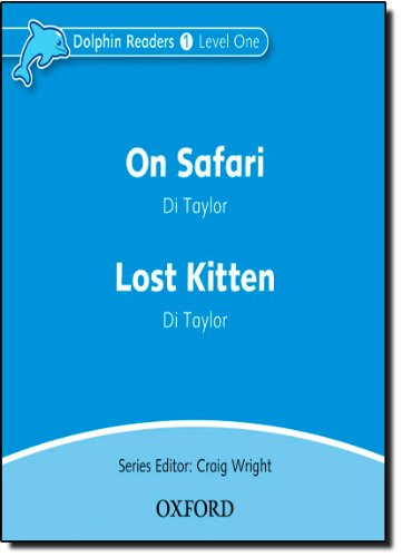 Dolphin Readers 1 On Safari & Lost Kitten - Audio CD