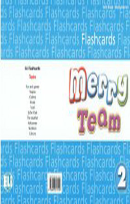 Merry Team 2 Flashcards