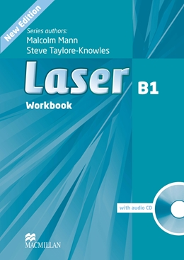 Laser Third Edition B1 Workbook without Key and CD Pack