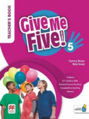 Give Me Five! 5 Teacher's Book Pack