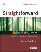 Straightforward (Second Edition) split 3 Student's Book Pack B