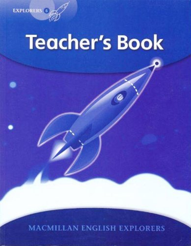 Explorers 6: Teacher's Book Pack