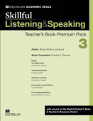 Skillful Level 3 Listening and Speaking Teacher's Book Premium Pack