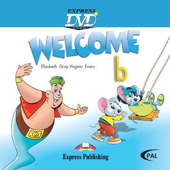 Welcome Starter b DVD Video PAL