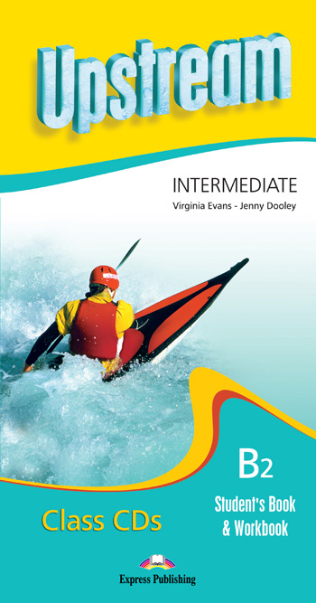 Upstream Intermediate B2 Revised Edition Class Audio CDs (Student's Book & Workbook - set of 5)