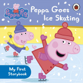 Ladybird: Peppa Pig: Peppa Goes Ice Skating (board bk)
