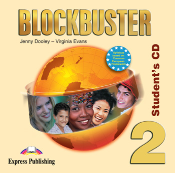 Blockbuster 2 Student's Audio CD