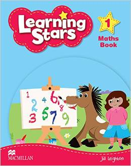 Learning Stars 1 Maths Book