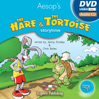 Stage 1 - The Hare & the Tortoise Multi-ROM (Audio CD / DVD Video PAL)