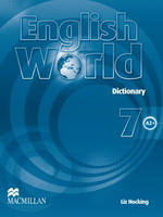 English World 7 Dictionary