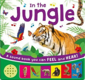 Touch and Feel: Jungle Animals: A Mix-and-Match Book!