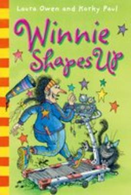Winnie Shapes Up (Paperback)