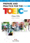 Prepare & Practice for the New TOEIC Test - Class CD's (set of 7)