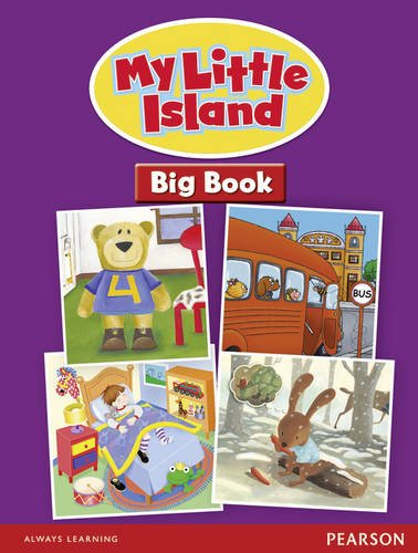 My Little Island Level 3 Big Book