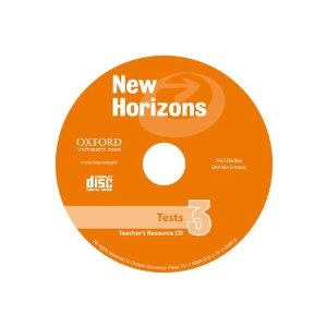 New Horizons 3 Tests CD-ROM