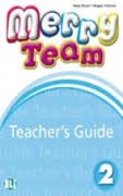 Merry Team 2 Teacher's Guide + Audio CD
