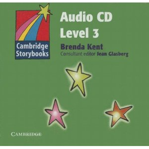 Cambridge Storybooks Level 3 Audio CDs (2)