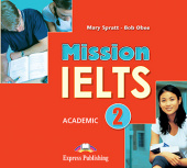 Mission IELTS 2 Academic - Class Audio CDs (set of 2)