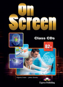 On Screen Revised B2+ Class CD (Set 4)