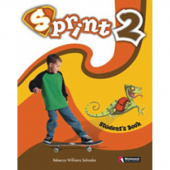 Sprint 2 Student's Book + CD + Cutouts