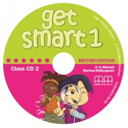 Get Smart British Edition 1 Class CDs