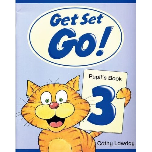 Get Set Go! 3 Pupil's Book