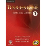 Touchstone Second Edition 1 Teacher's Edition with Assessment Audio CD/CD-ROM