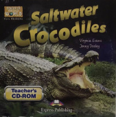 Saltwater Crocodiles Teacher's CD-ROM