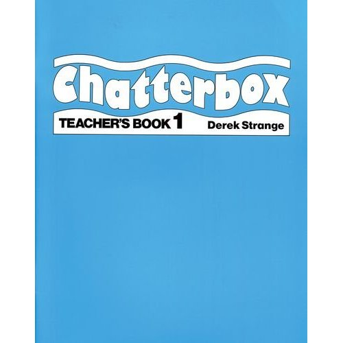 Chatterbox Level 1 Teacher's Book