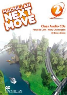 Next Move (Macmillan) Level 2 Class Audio CD