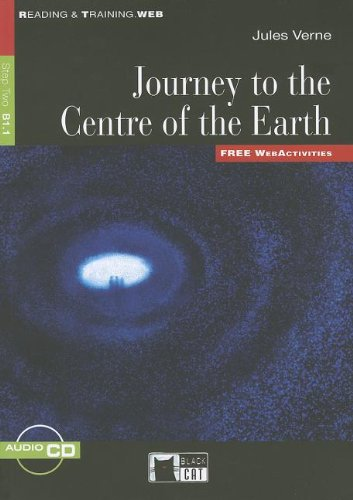 Reading & Training Step 2: Journey to the Centre of the Earth + Audio CD