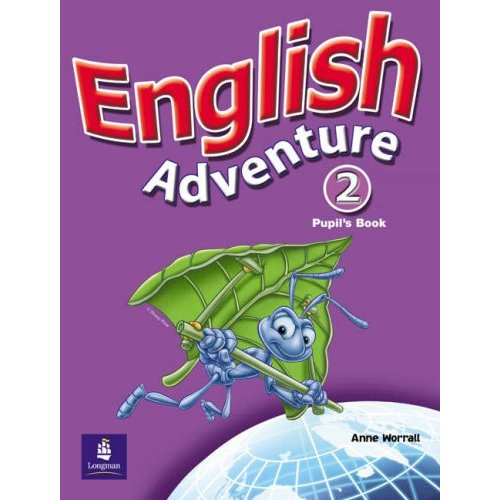 English Adventure 2 Pupil's Book