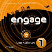 Engage 2nd Edition 1 Audio CDs (2)