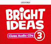 Bright Ideas 3 Audio CDs