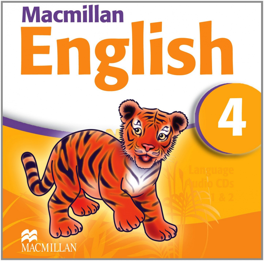 Macmillan English 4 Language CD