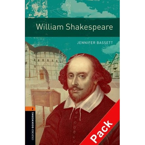 William Shakespeare Audio CD Pack