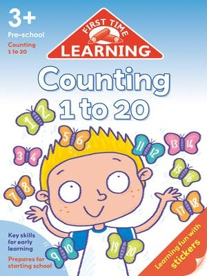 First Time Learning: Counting 1-20