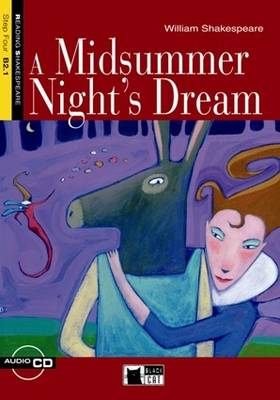 Reading & Training Step 4: A Midsummer Night's Dream  + CD