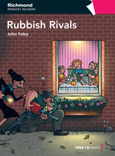 Primary Readers Level 6 Rubbish Rivals