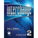 Interchange Fourth Edition 2 Student's Book with Self-study DVD-ROM and Online Workbook Pack