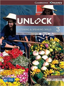 Unlock Listening and Speaking Skills 3 Student's Book and Online Workbook