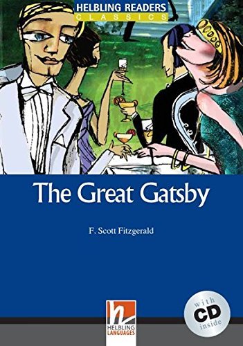Blue Series Classics Level 5 The Great Gatsby + CD