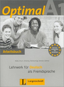 Optimal: A1 Arbeitsbuch mit Audio-CD