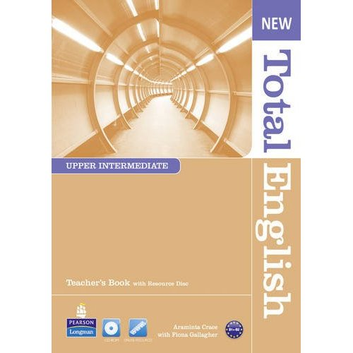 New Total English Upper Intermediate Teacher's Book (with Resource Disc)