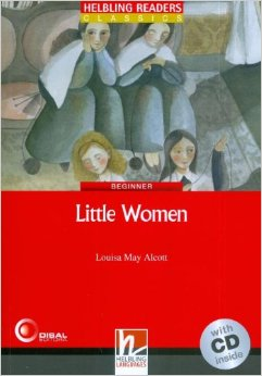 Red Series Classics Level 2: Little Women + CD