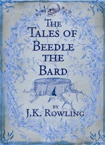 Harry Potter: The Tales of Beedle the Bard - Hardback