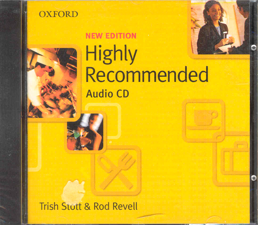 Highly Recommended New Edition Class Audio CD