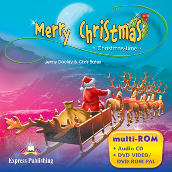 Stage 1 - Merry Christmas multi-ROM (Audio CD / DVD Video & DVD-ROM PAL)