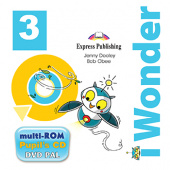 iWonder 3 multi-ROM (Pupil's Audio CD / DVD Video PAL)